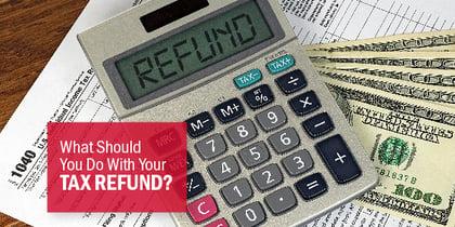 tax regund