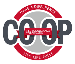 USALLIANCE Co-op logo