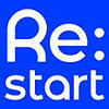 Re:start logo