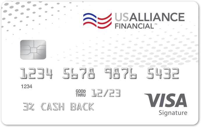 USALLIANCE Visa Signature