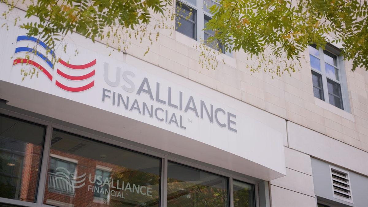 USALLIANCE Branch Front