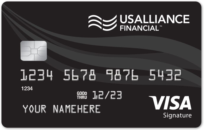 USALLIANCE Visa Signature