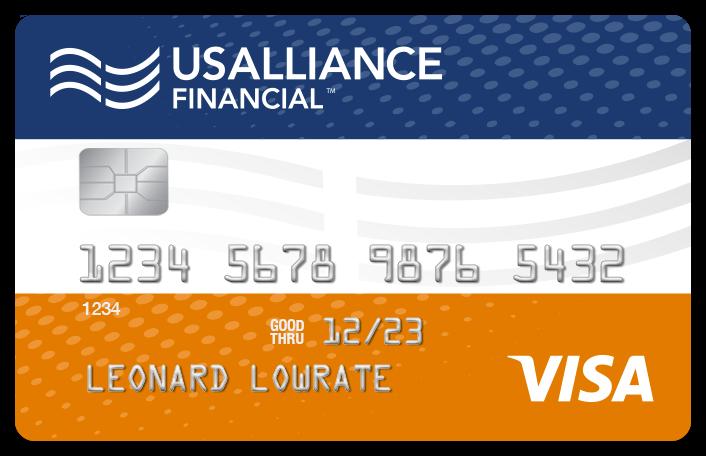 USALLIANCE Visa Classic