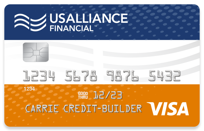 USALLIANCE Visa Secured